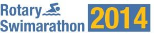 Logga Rotary Swimarathon 2014